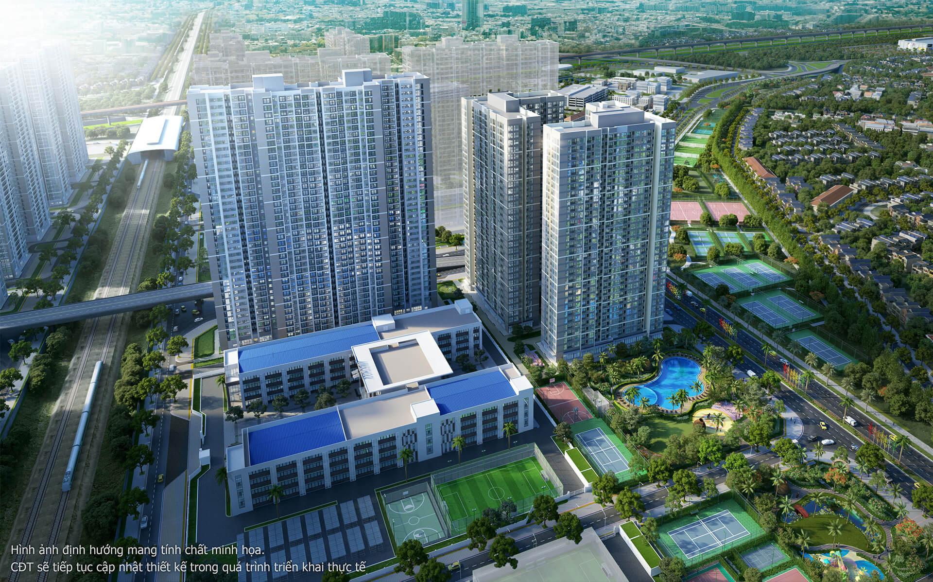 hinh anh Tien ich Vinhomes Smart City Song gan thien nhien an yen hanh phuc so 03