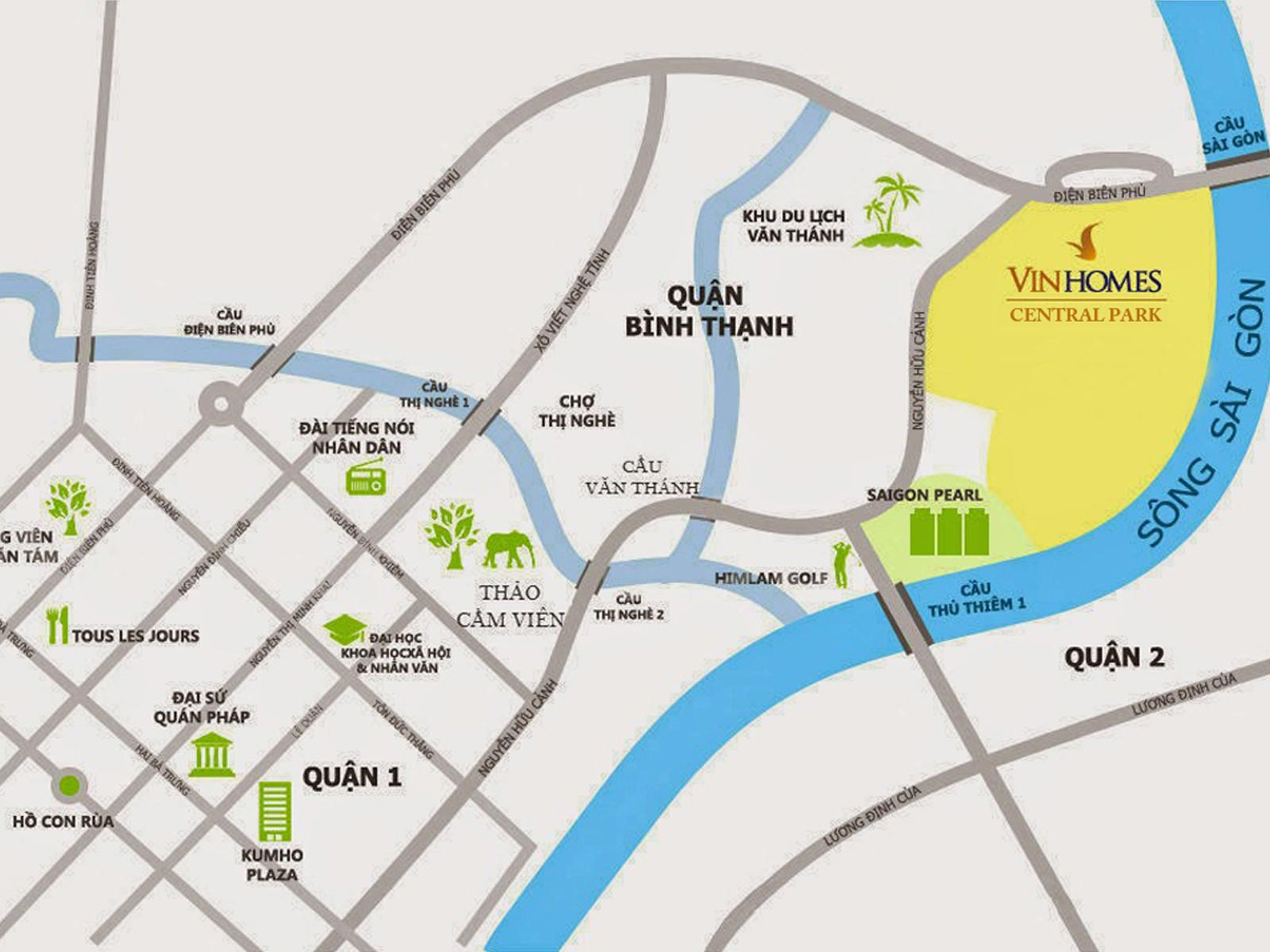 hinh anh Vi sao Vinhomes Central Park la du an duoc quan tam hang dau tai thanh pho Ho Chi Minh  so 4