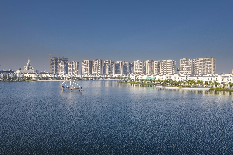 Cảnh quan thiên nhiên là yếu tố đắt giá biến Vinhomes Ocean Park trở thành chốn nghỉ dưỡng hoàn hảo