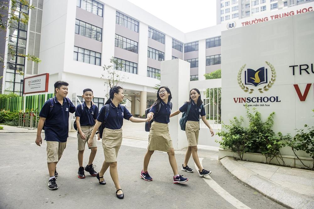 hinh anh Vinschool Vinhomes Smart City Noi uom mam the he tre so 3