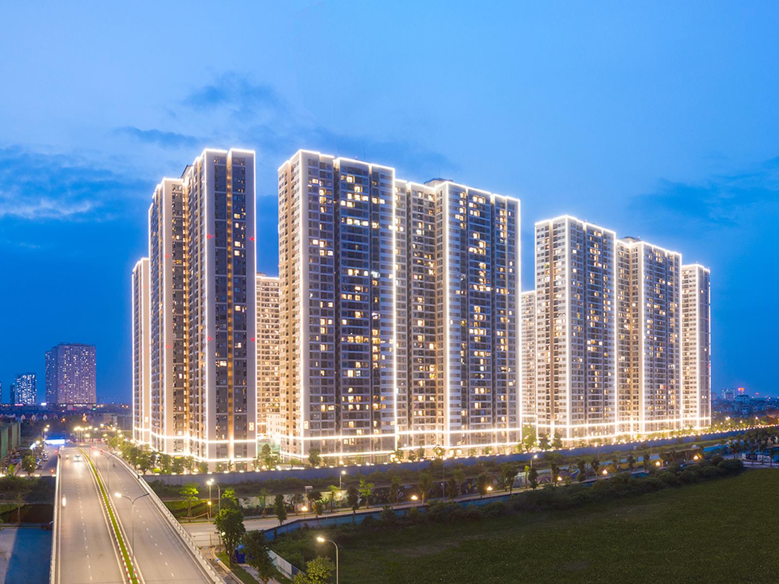 Tiến độ dự án Vinhomes Smart City được đảm bảo theo cam kết của chủ đầu tư