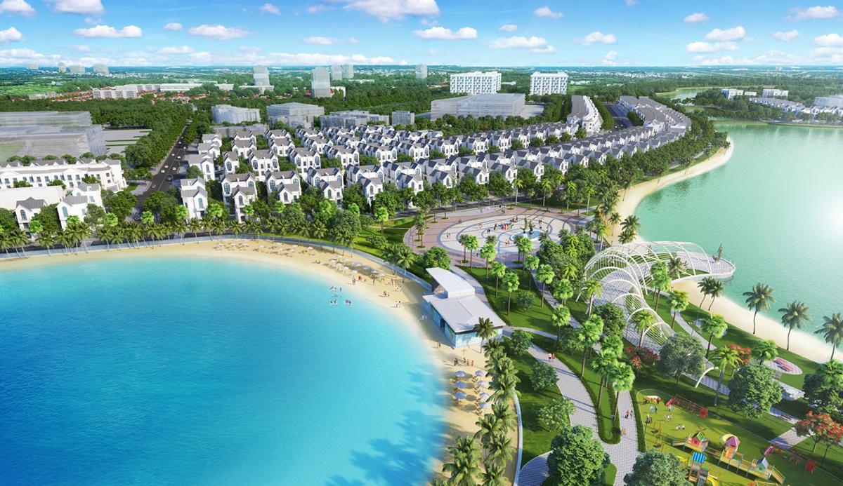 hinh anh kham pha can 3 ngu Vinhomes Ocean Park so 3