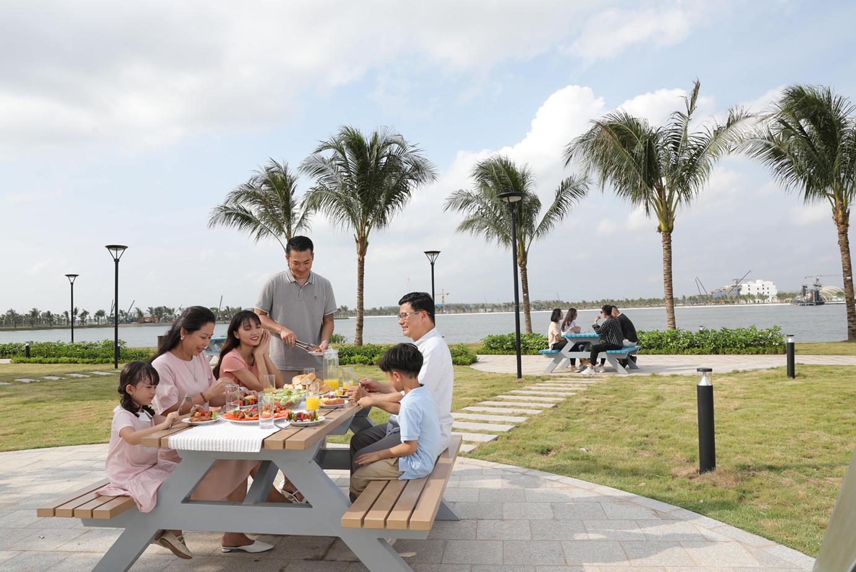 hinh anh kham pha can 3 ngu Vinhomes Ocean Park so 5