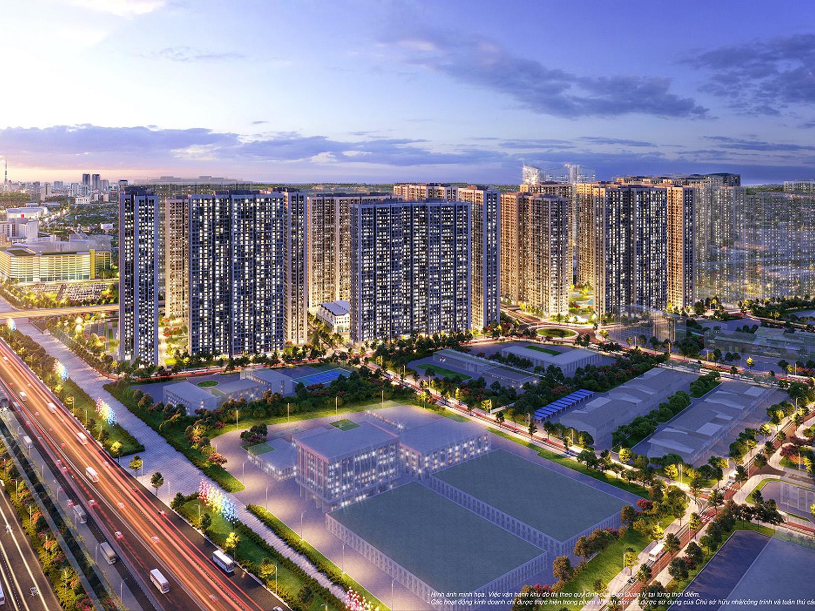 Điều kiện mua nhà trả góp Vinhomes Smart City