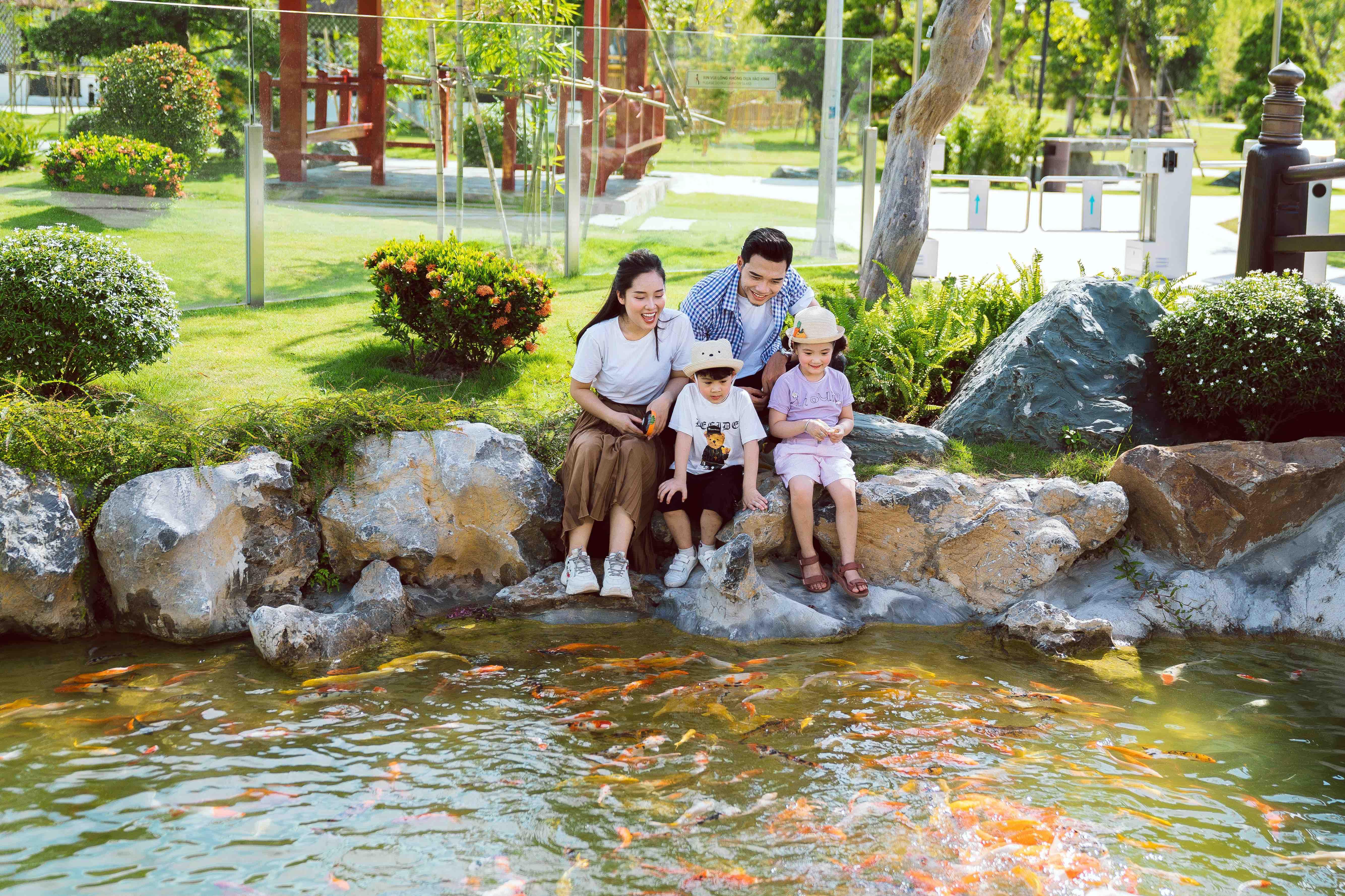 kham pha chat song zen lan toa tai vuon nhat vinhomes smart city 03