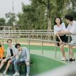 Hinh anh cong dong nguoi tre Vinhomes Smart City