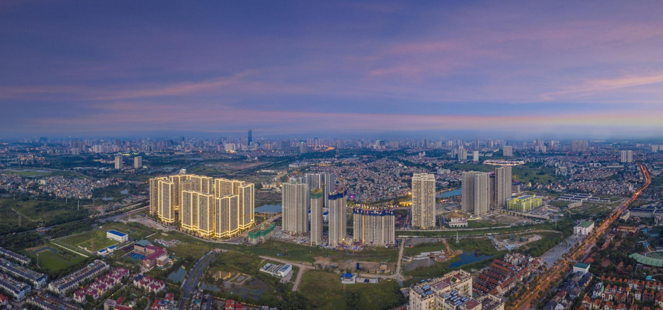 Hinh anh Virtual Tour du an Vinhomes Smart City