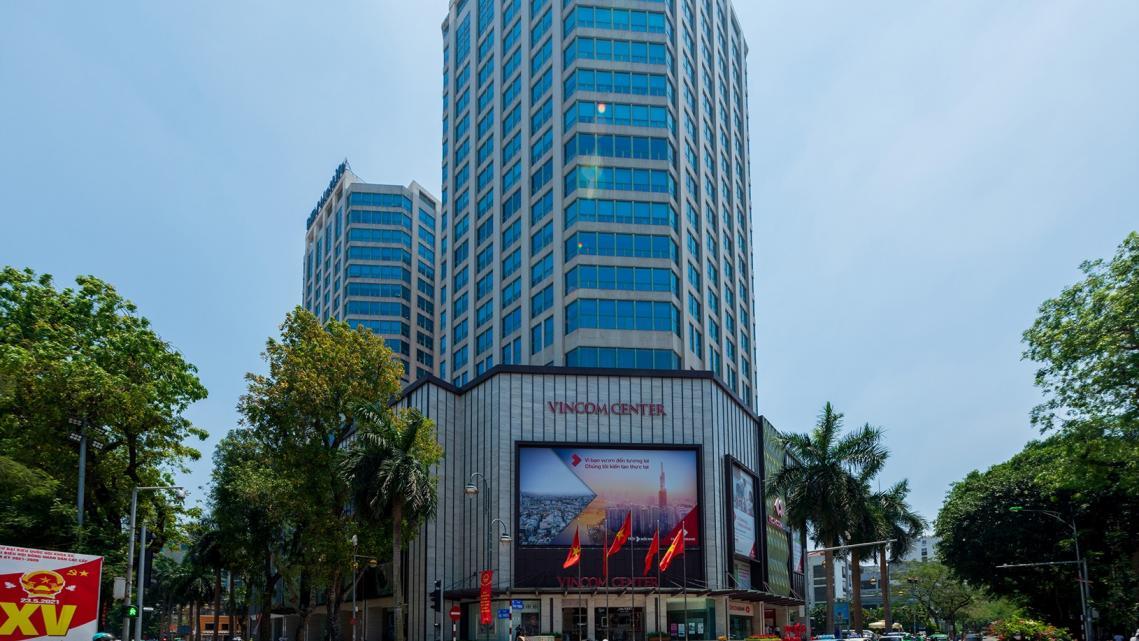 Hinh anh Vincom Center Ba Trieu