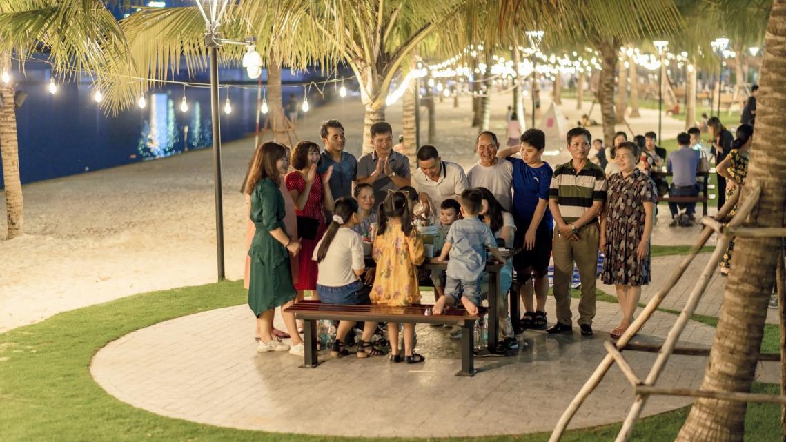 Hinh anh cong dong dan cu Vinhomes Smart City 14