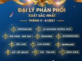 Hinh anh Vinhomes vinh danh top 11 dai ly phan phoi xuat sac nhat thang 5 – 8/2021