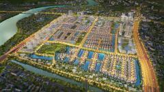 hinh anh Vinhomes Star City ra mat phan khu Huong Duong - Tinh hoa kien truc phong cach resort Venice
