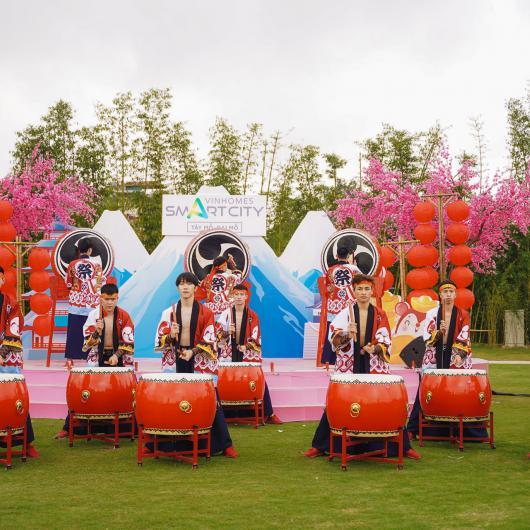 Lễ hội Bonsai trường thọ & Tuần lễ văn hóa Nhật