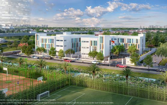 Trường Phổ thông liên cấp Vinschool Vinhomes Grand Park