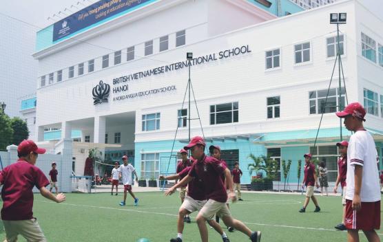 Trường học liên cấp quốc tế BVIS - British Vietnamese International School