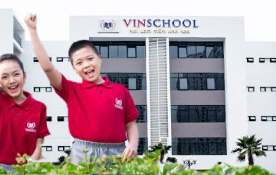 hinh anh truong hoc Vinschool tai Vinhomes Gardenia