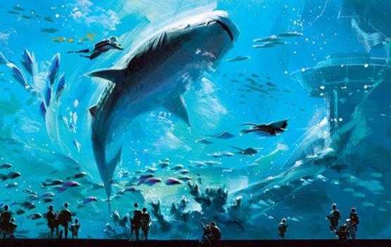 Thủy Cung Vinpearl Aquarium