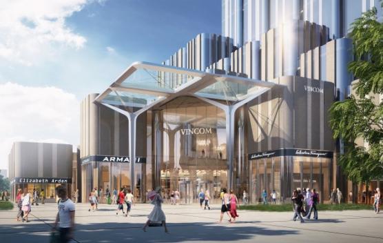 Trung tâm thương mại Vincom Center