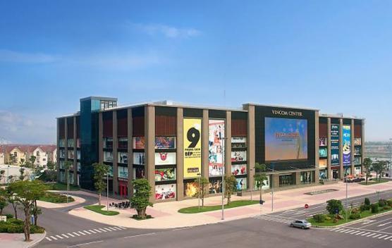 Trung tâm thương mại Vincom Plaza