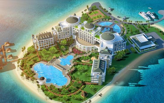 Khu resort Vinperl Hạ Long