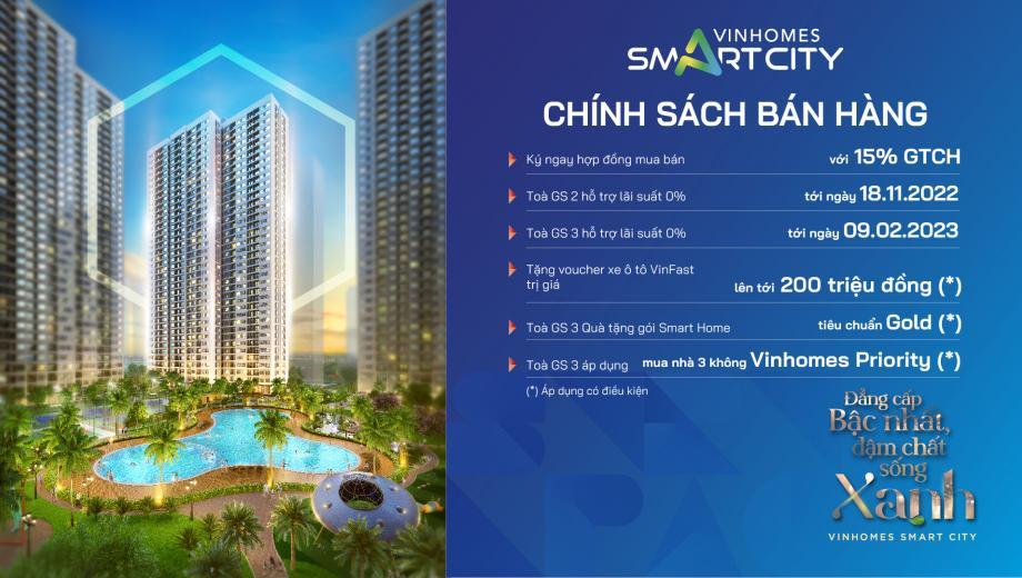 Hinh anh chinh sach ban hang phan khu Grand Sapphire Vinhomes Smart Citythang 05/2021