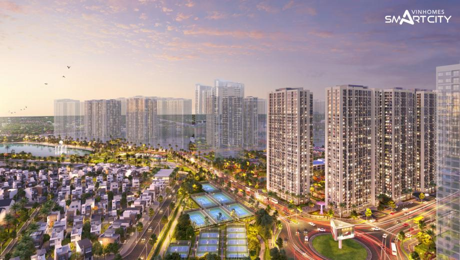 Sales policy at zone Sapphire Parville 1, 2, 3 Tower in Aug 2021