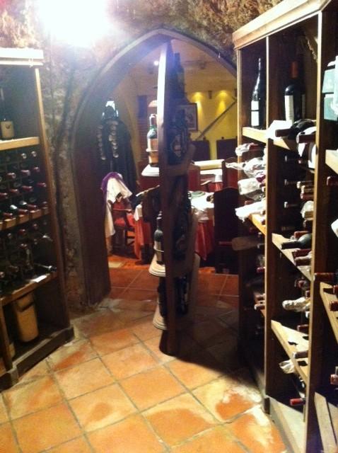 El Torreon lönndörren