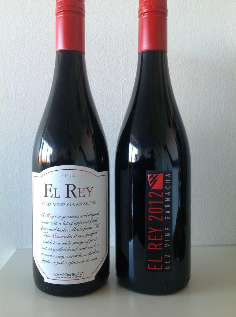 El rey, gammal och ny