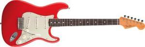 Fender röd
