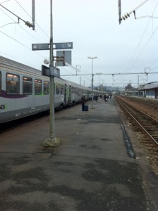 Gare de Lisieux