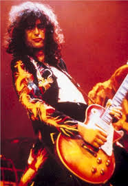 Jimmy Page Gibson Les Paul
