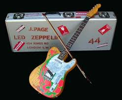 Jimmy Pages Dragon Telecaster
