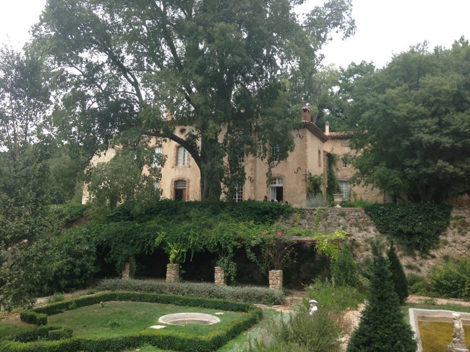 Margui slottet