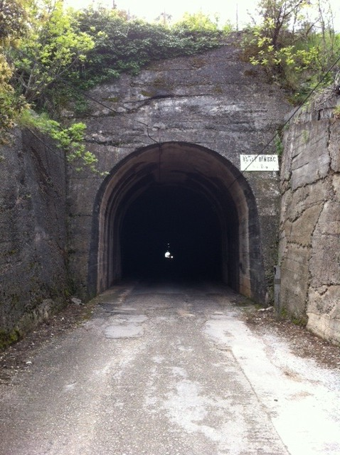 Peljesac tunnel