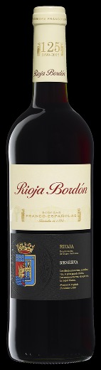 RiojaBordon-reserva2009_bottle