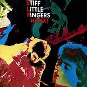 Stiff Little Fingers Hanx