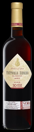 VictoriaRegina-OlorosoJerez-30years_bottle