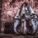 """""""Chernobyl: A Stalker's Paradise"""" – Photographer Vladimir Migutin Captures The Chernobyl Exclusion Zone In Infrared"""