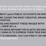 A Project Where Every Photo Is Based On A Picture Found On Instagram