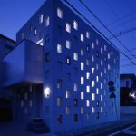 House Made Of Hundreds of Steel Boxes