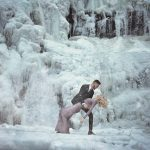 This Couple's Breathtaking Engagement Photos Will Literally Send Chills Down Your Spine