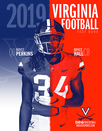 2019 Football Fact Book Cover
