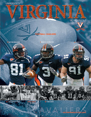 2006 Spring Football Media Guide Cover