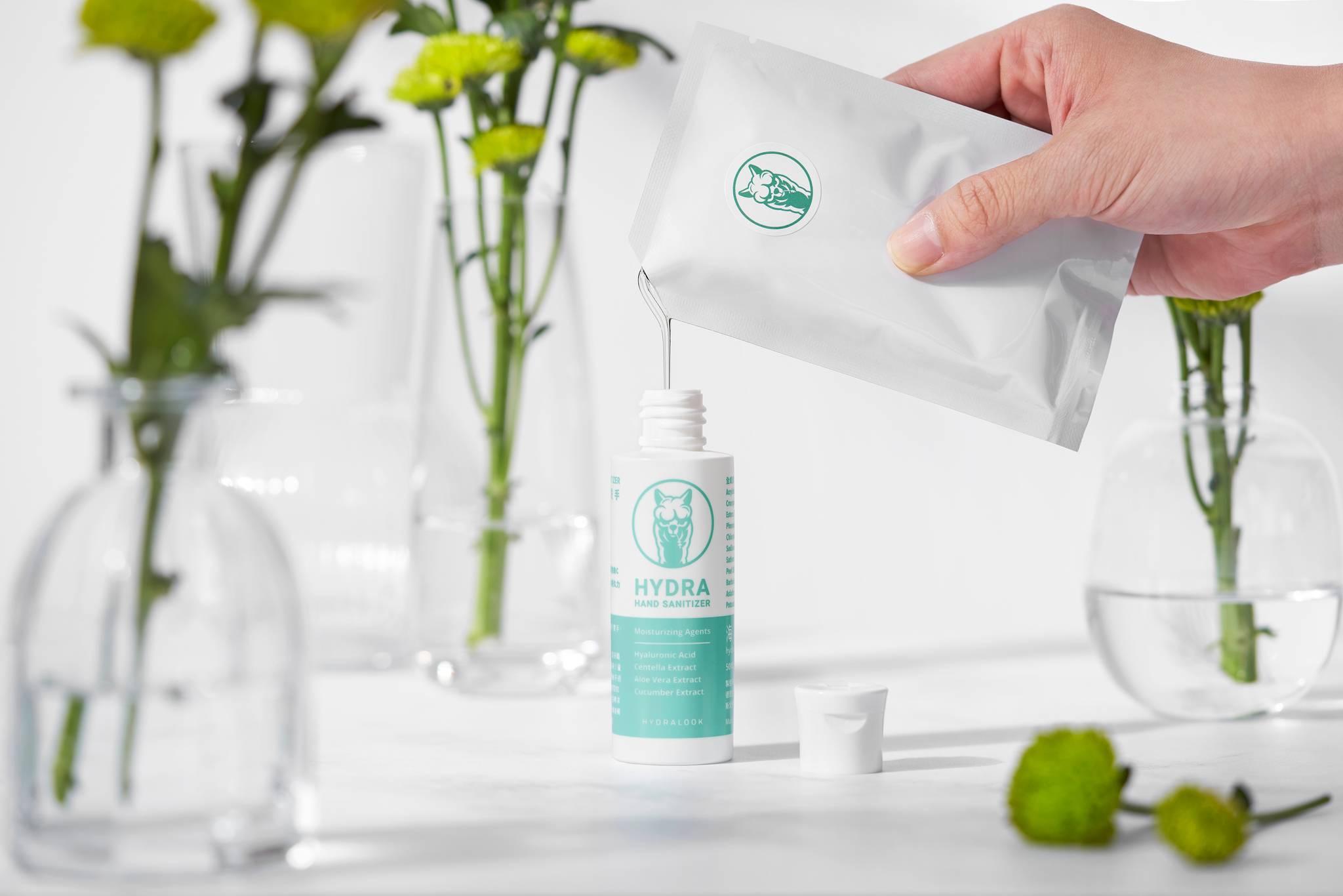 水嫩乾洗手補充包