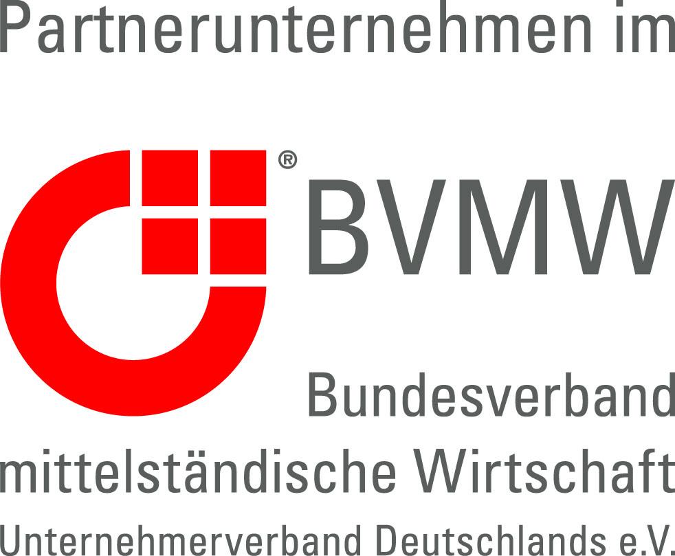 Partner-Logo des Bundesverbandes mittelständische Wirtschaft