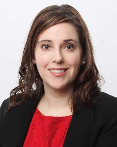 headshot of Lindsay Schwartz