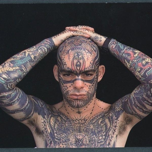 Portrait of Michael Wilson