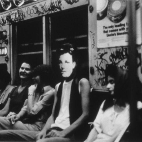 Arthur Rimbaud in New York (on subway)