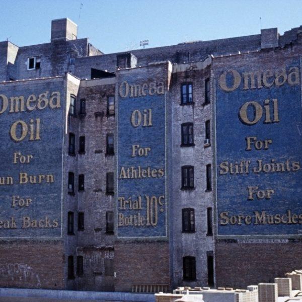 Omega Oil, Harlem