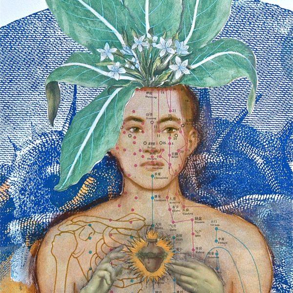 Nature boy  sacred heart-detail