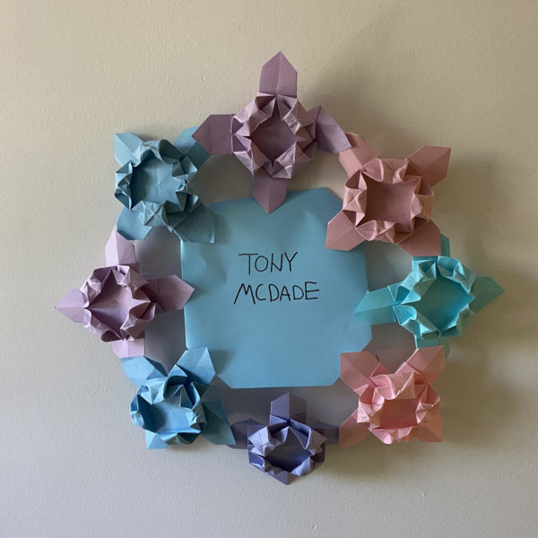 For Tony